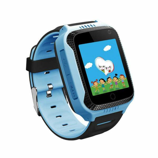 SX540 Smartklocka för barn med GPS Blå