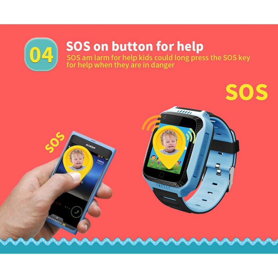 SX540 Smartklocka för barn med GPS