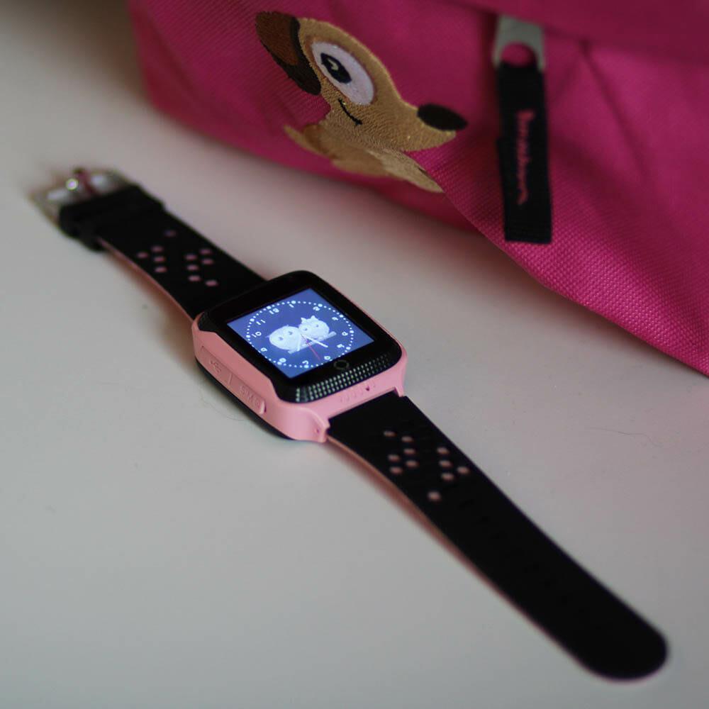 Smartklocka för barn med GPS