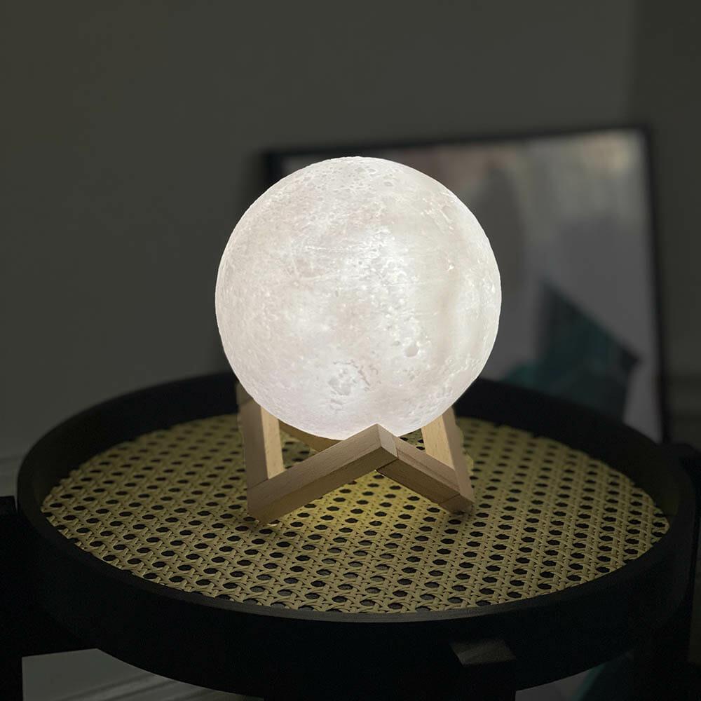 Nattlampa Måne Moody