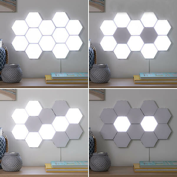 Tiles Pro LED-paneler 3-pack