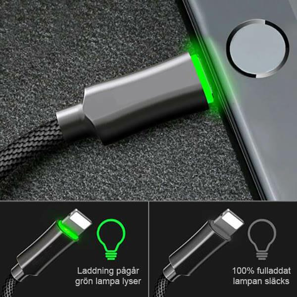 iPhone-laddare automatisk avstängning