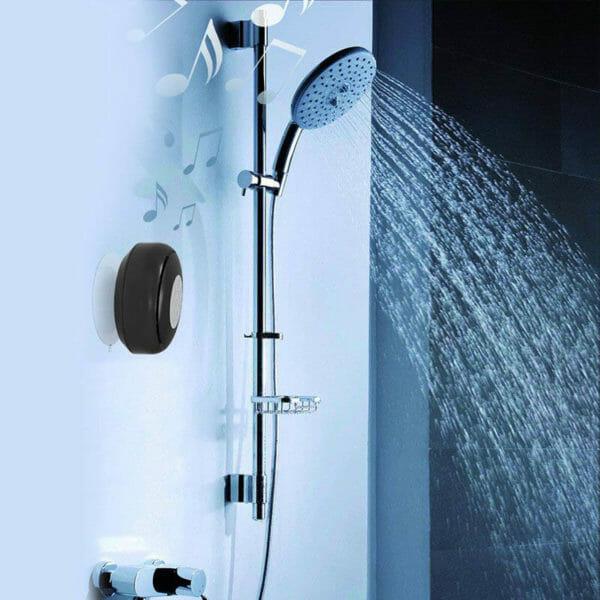 Vattentät högtalare trådlös med Bluetooth