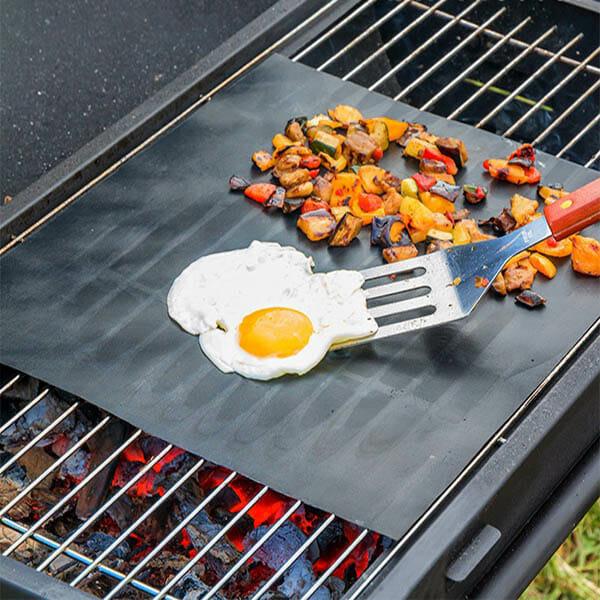 Underlägg för grill och ugn (2-pack)