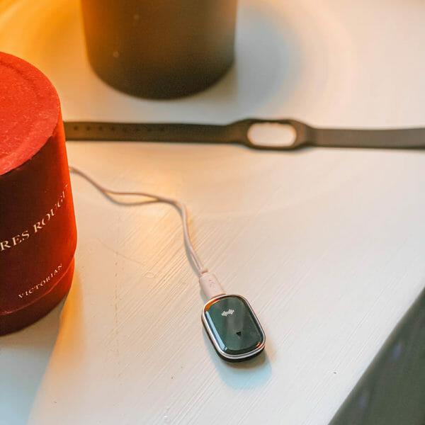 Myggarmband med ultraljud