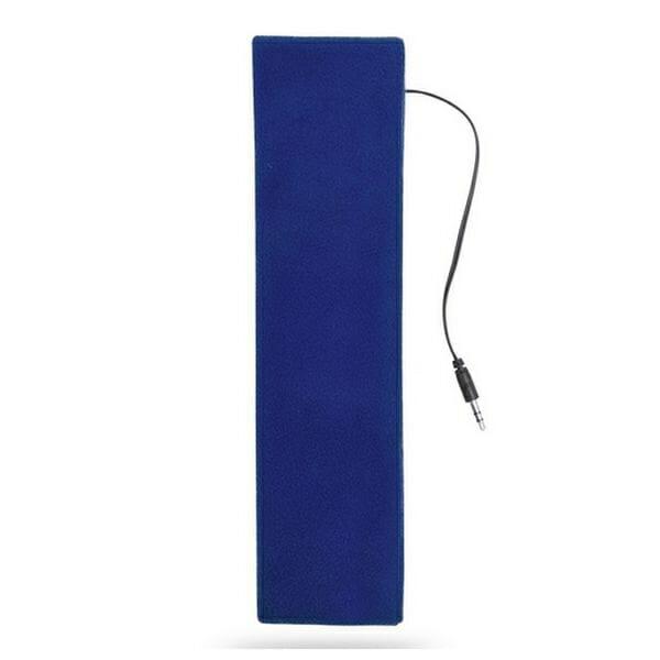 Sovhörlurar - Pannband blå