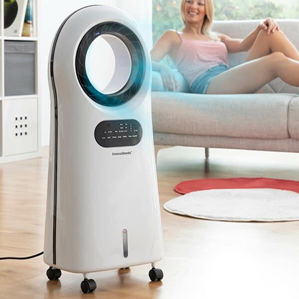 Bladlös luftkonditionering Pro