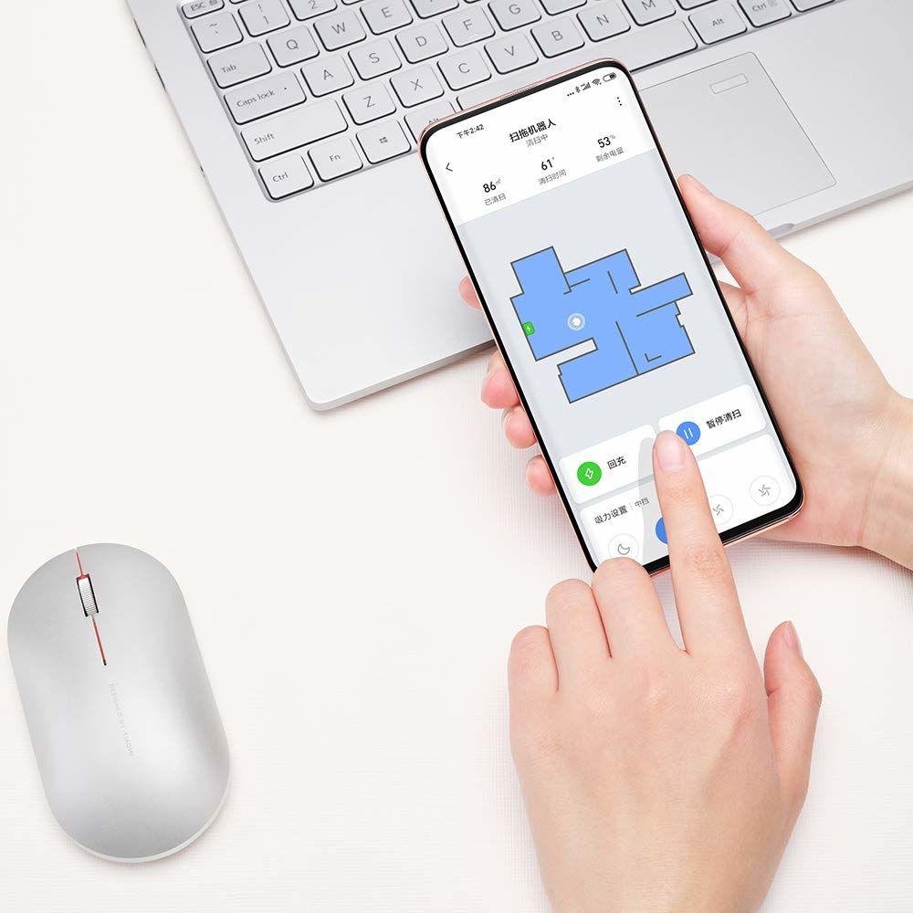 Robotdammsugare Xiaomi Mop Essential - Boldliving.se